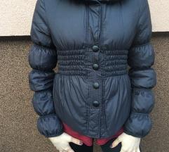 AKCIJA Kratka jaknica sa puf rukavima S