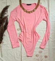 FashionTV baby roze body