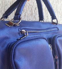 Meli Melo Paris teget torba