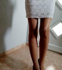 Bela suknja 💣rasprodaja