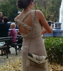 Prelepa duga haljina