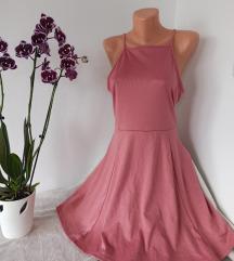 FB SISTER roze haljina vel XL