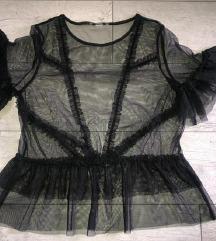 Nova crna majica (univerzalna velicina)