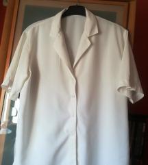 Bela ženska košulja 40