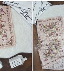 Laura Ashley * 100% svila marama NOVO