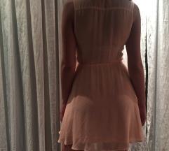 Letnja haljina - Breskvica - Snizeno!