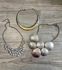 Ogrlice, zajedno za 500