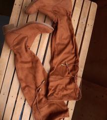 Braon čizme