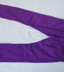 Armani Jeans ORIGINAL ljubicaste pantalone  M - L