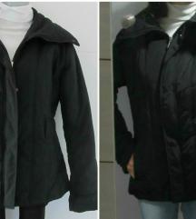Nekoriscena tanja, duza crna jakna 40/42