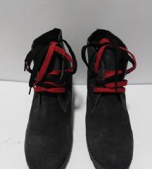 Tamaris kožne cipele prirodna 100%koža br 41