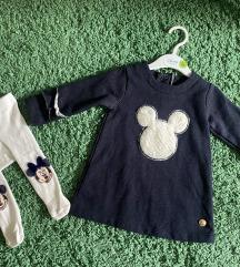 Disney baby haljina i hulahopke