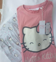 Women secret pidzama HELLO KITTY sa Etiketom