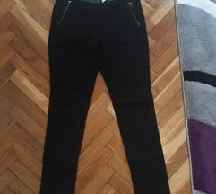 H&M crne poslovne pantalone