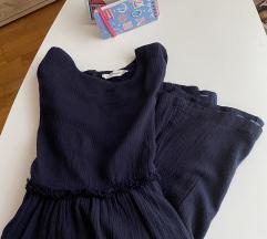 Mango haljina za devojcice vel. 11/12,152cm
