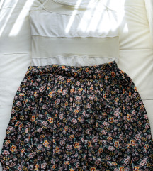 Tally Weijl cvetna mini suknja