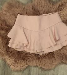 Zara suknja/sorts , S/M