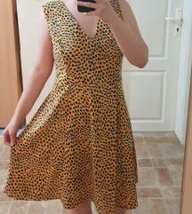 H&M zuta haljina kao NOVA