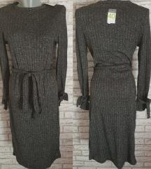 NOVA Dzemper haljina sa etiketom M/L