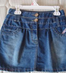 Bambino suknja vel.128