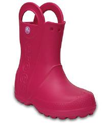 CROCS pink 33-34