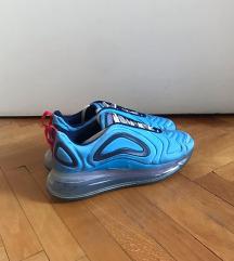 Nike air max 720 'university blue'