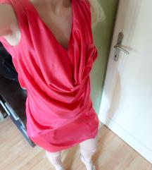 Happening pink haljina