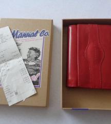 Manual novčanik-Kao nov