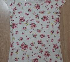 Majica kratkih rukava cvetni print