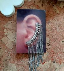Ear cuf viseci