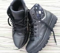 Kozne duboke cipele