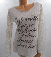 Italy krem prozračna majica vel. M