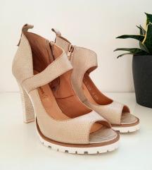 Kožne sandale