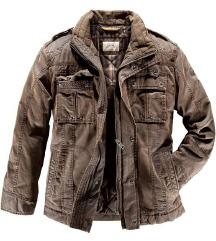 Camel Active leather jacket