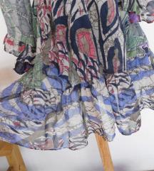 nova haljina sa etiketom vel M