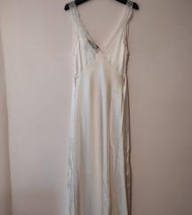 Svilena spavaćica/haljina S