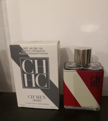 Carolina Herrera CH Sport edt 100ml tstr