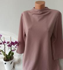 SHE rebrasta roze bluza vel 44