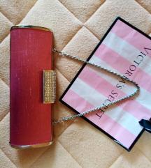 Rasprodaja* Preslatka roze elegantna torbica
