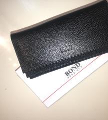 Kožni novčanik Bond