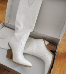 Cizme bele nove