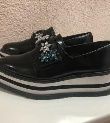 Zara cipele SNIZENE 1500