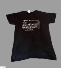 Minecraft unisex majica