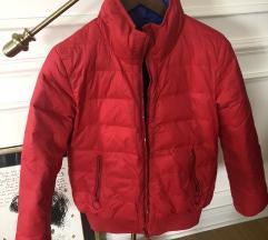 Beneton perjana jakna sa dva lica