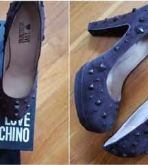 %10.400-Moschino kožne cipele, nove original
