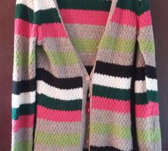 Šareni mekani džemper
