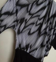 Asimetrična bluza - haljina