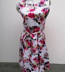 Katrin letnja cvetna haljina