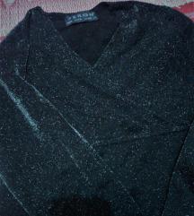Prelepa šljokičava bluza
