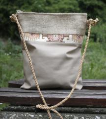 Handmade torbica novo